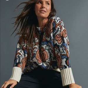 NEW! Anthropologie Sweater